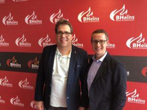 Die RFT-Expertenstunde mit Studiogast Stefan Tiemann, Geschäftsführer der RFT Kabel Brandenburg GmbH